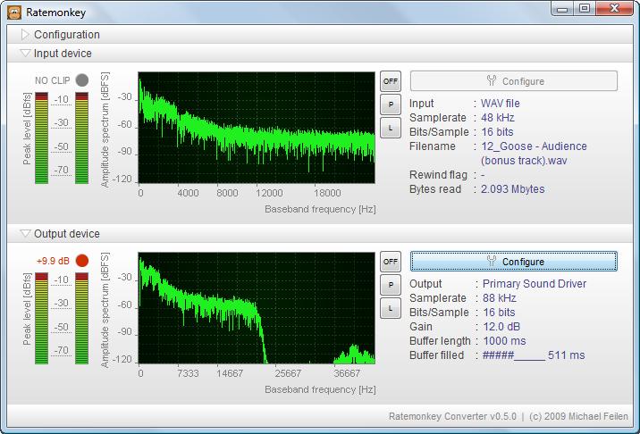 DRM Transmitter Spark